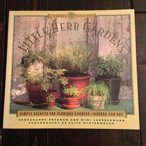 """Little Herb Gardens"" Book"